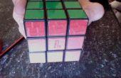 Hoe maak je Rubik's kubus identificeerbare