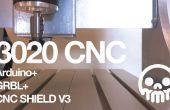3020 CNC Arduino + GRBL + CNC schild V3