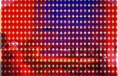 Bouwen van een Arduino gebaseerd thermische scanner