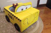 Snelle en gemakkelijke last-minute Taxi kostuum