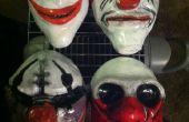 Betaaldag Halloween maskers