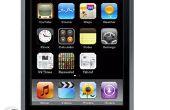 """Hoe te repareren van een """"dichtgemetseld"""" ipod touch"""