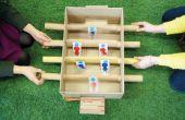 Makedo kartonnen Tafelvoetbal Table