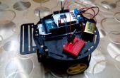 Zeer eenvoudig te maken van Arduino bluetooth spy robot met Android RemoteControl app