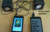 Bouwen van een BOOMBOX - van eenvoudige sprekers Bluetooth