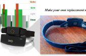DIY vervanging Zeo slapen Monitor hoofdband Sensor