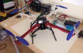 Quadcopter met crius AIOP v2 megapirateng code