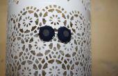 Oorbellen knop - zonder gebruik te maken van stof bedekt knoppen -