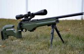 Bouwen van een aangepaste Rifle voorraad
