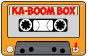 BoomBox - goedkoop en gemakkelijk te bouwen voor iPhone en MP3