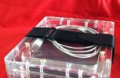 Lasergesneden Kindle/elektronische eReader Hardcase