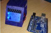 Arduino magnetische kompas (HMC5883L - 2 weergavemodi)