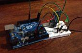 LED controle met behulp van de Arduino Bluetooth en Android. (Deel 1)