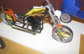 Hoe naar ontwerp en maken een schaal Model motorfiets