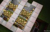 Minecraft automatische boerderij