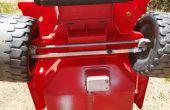 DIY Power wielen stuurinrichting Knuckles