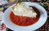 Oh mijn Spaghetti Pie (een Old Chicago copycat)