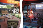 Perfecte Patio - grijze dagen tot Theater nachten
