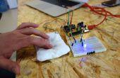 Eenvoudige zachte Circuit knop