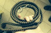 Paracord leiband