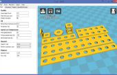 3D-ontwerp en maak uw eigen bouw instellen