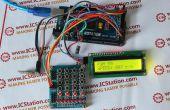 De NRF24L01 draadloze motorsnelheid Control System met Arduino