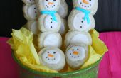 Sneeuwpop Cookie Pops