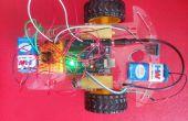 VOBOT-VOICE CONTROL ROBOT met behulp van ANDROID