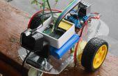 Wi-Fi gecontroleerd afstandsbediening auto zonder microcontroller