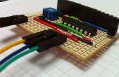 Hookup een LCD-scherm aan een Arduino in 6 seconden met 3, niet 6 pins