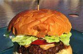 Brownie Burger