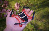 Micro 105 FPV Quadcopter - 3D afgedrukt