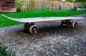 Maak een Skateboard van een Snowboard