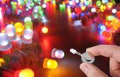 Maak een LED Throwie leuk voor partij