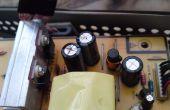 Reparatie LCD-monitor: hoe niet te voorziene economische veroudering slachtoffer
