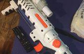 Nerf super soaker hidromassage kanon mod upgrade pomp