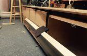 Handgekapte: Hoe maak je een elegante deurklink met geen elektrisch gereedschap of bevestigingsmaterialen