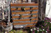 Eenvoudige verticale aardbei Planter