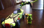 Pinewood Derby Car geïnspireerd door LEGO Ninjago