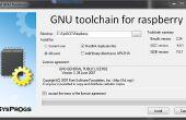 Compileren met behulp van GNU GCC vanuit Visual Studio