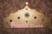 Hoe maak je een kroon voor uw prinses.