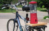Hoe maak je een smoothie maken van menselijke aangedreven fiets blender voor minder dan $25