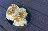 Maple walnoot ijs