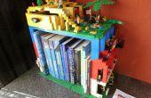 LEGO bureaublad boekenkast