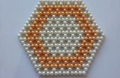 How to Make Beaded placemat   DIY placemat