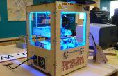 Controle van de kalibratie op uw TechShop 3D-Printer (of een willekeurige andere 3D Printer)