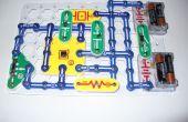 Bouwen van een toongenerator--verbeteren uw Snap Circuits door het toevoegen van een 555 Timer IC