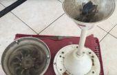 Hoe te repareren van piepende plafondventilator