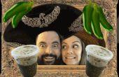 Oude Mexicaanse familie geheim hete saus