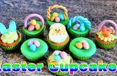 Super eenvoudige Pasen Cupcake ideeën